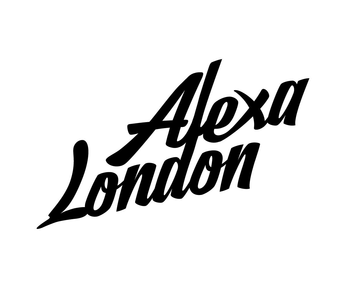 Alexa London Logo Design by juan6991