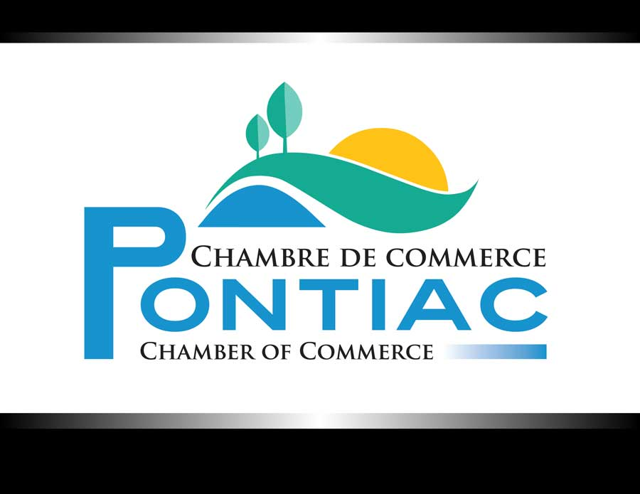 106 serious professional business logo designs for pontiac for Chambre commerce canada