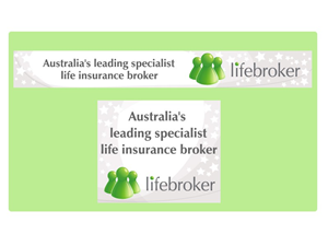 Banner Ad Design by Iving - Lifebroker Australia Banner Ad Design