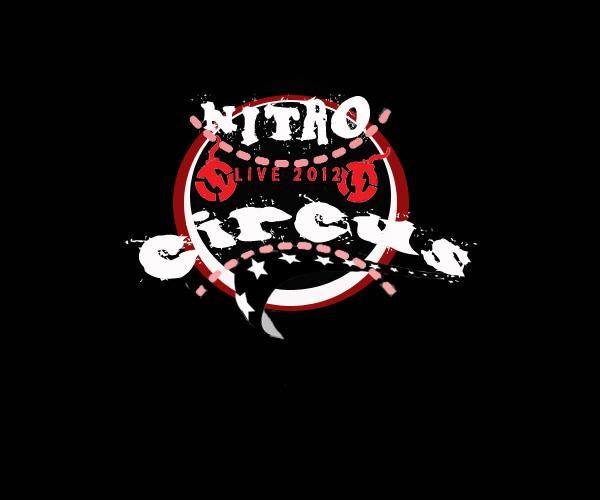 Nitro Circus Tour T Shirt
