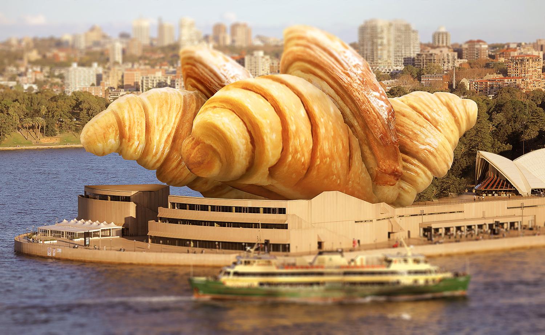 World famous landmarks made edible for Famous landmarks in