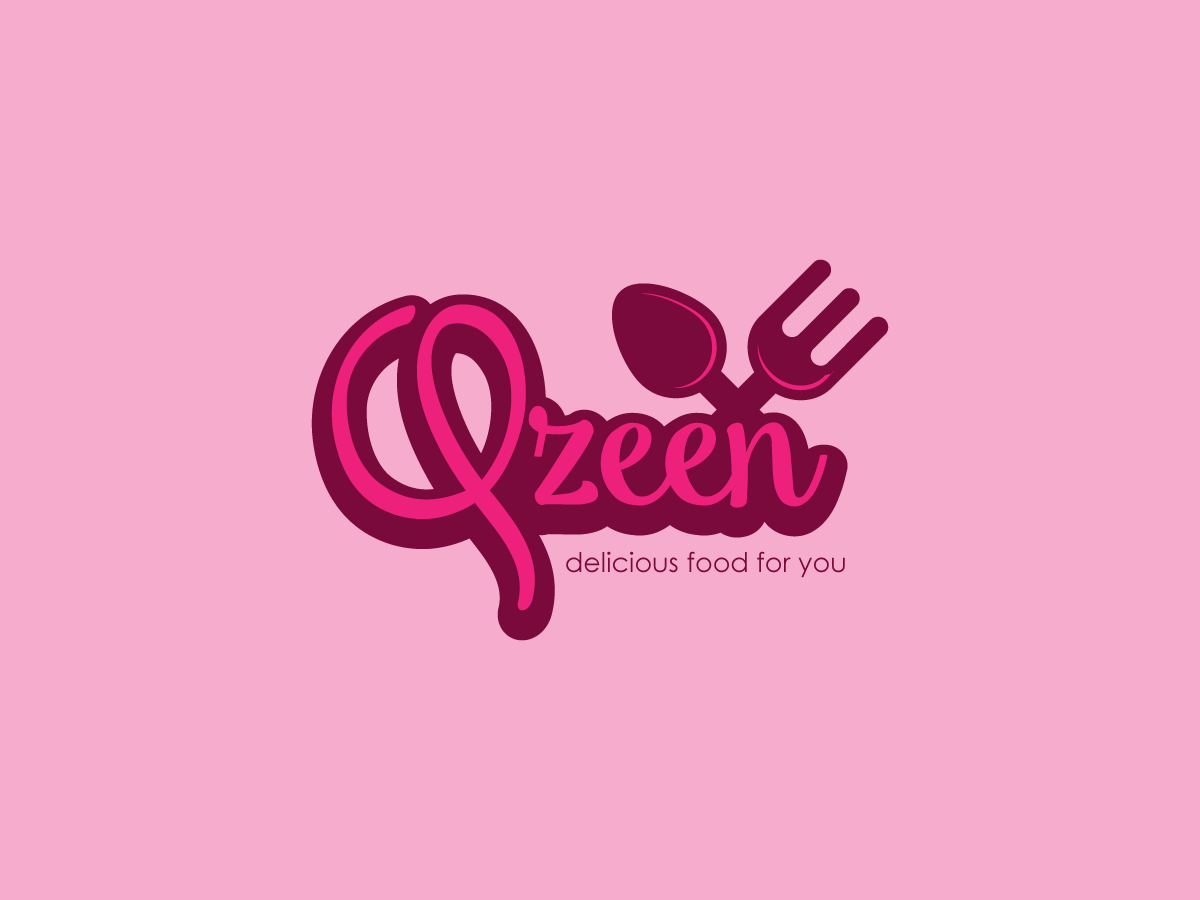 Restaurant Diseno De Logo For Qzeen Please Feel Free To Include Recommendation For Tag Line As Part Of Your Design Por Edjogz Diseno 10786901