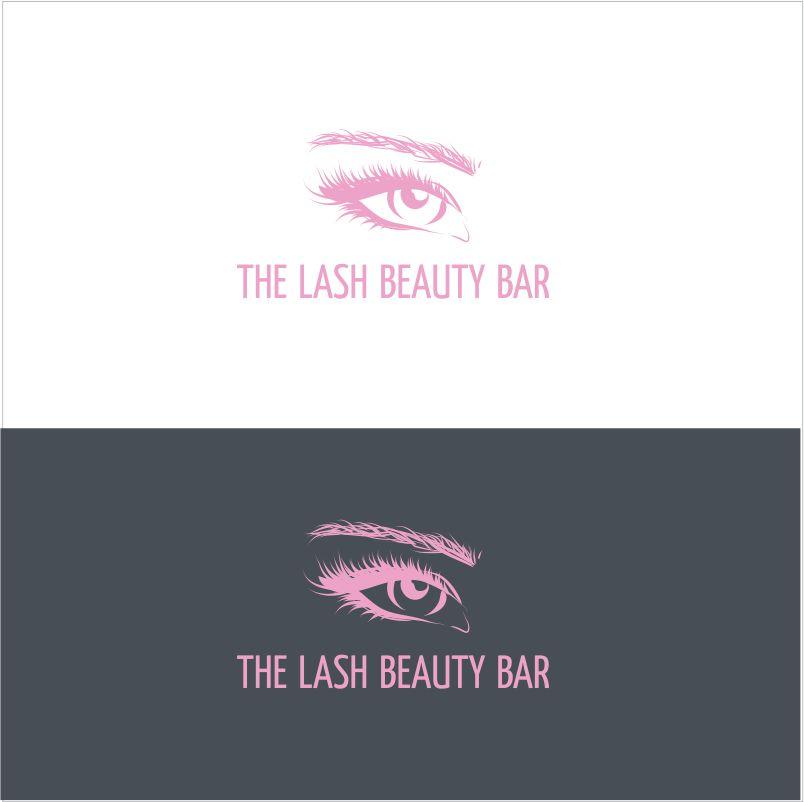7d52123dc08 Logo Design by Creativeart for The Lash Beauty Bar | Design #10662598