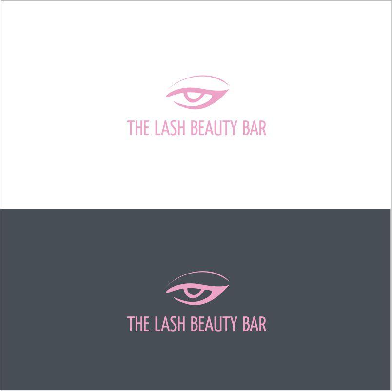 e07bbc58703 Logo Design by Creativeart for The Lash Beauty Bar | Design #10662985