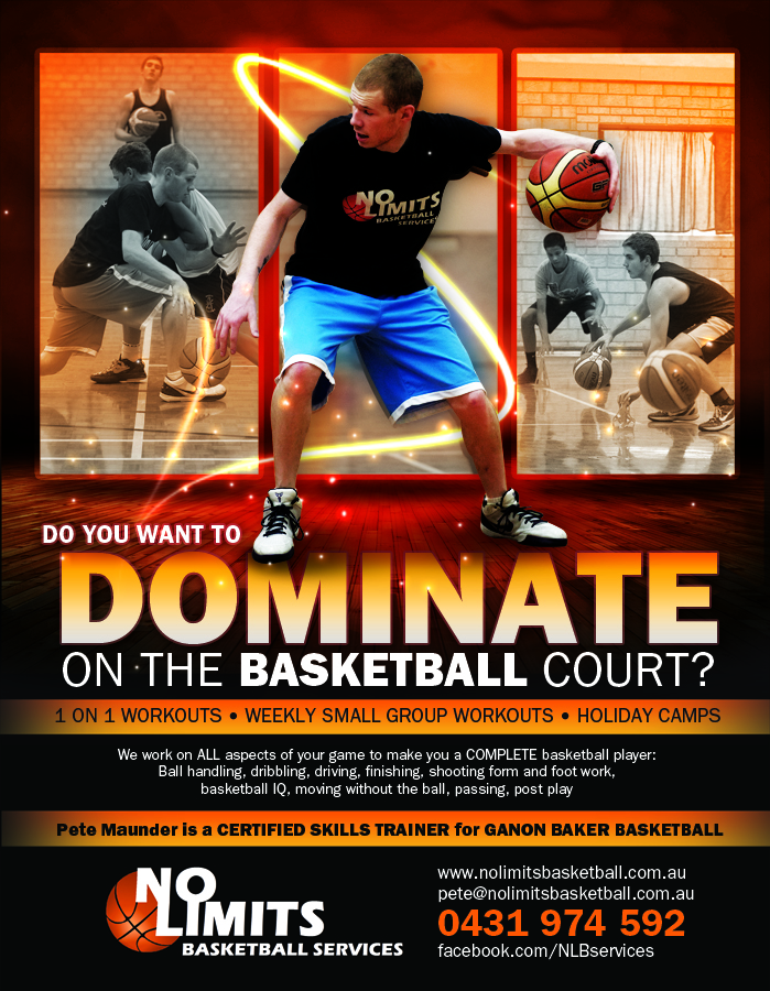 Basketball Flyer Example. Xtrm Basketball Night Flyer Template