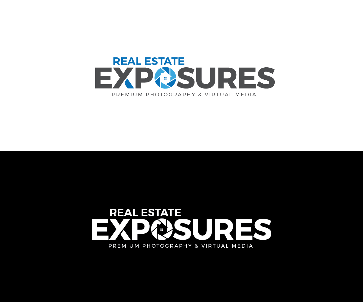 Real Estate Photography Company Logo | 110 Logo Designs for