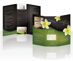 More Brochure Entries From This Contest