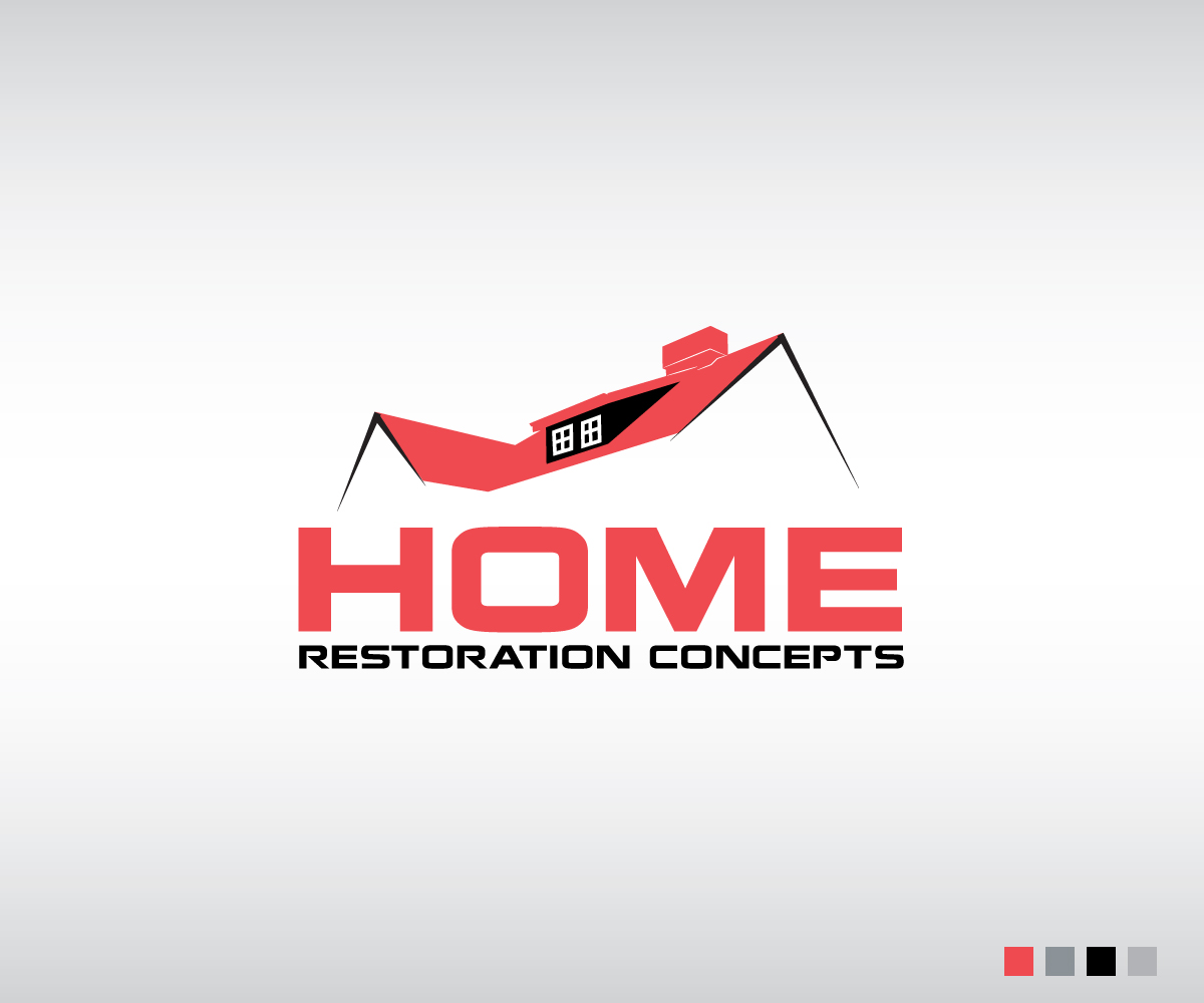 Home Improvement Design: 245 Modern Masculine Home Improvement Logo Designs For