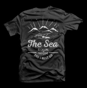 modern professional tshirt design by dmono
