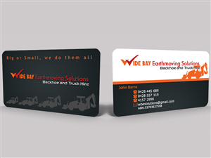 25 Professional Business Card Designs for a business in Australia