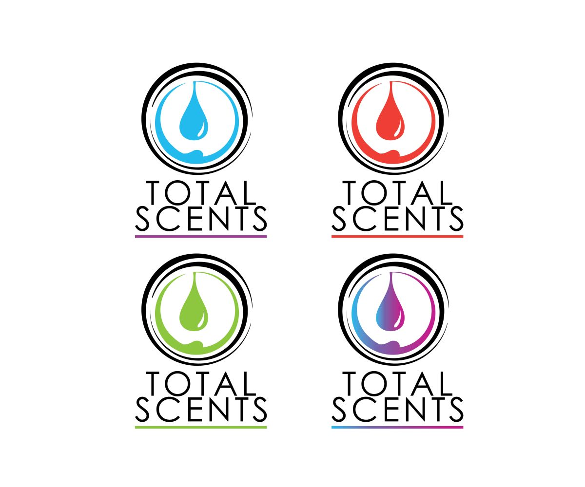 Modern Personable Home And Garden Logo Design For Total Scents By Tatjana R Design 10793982