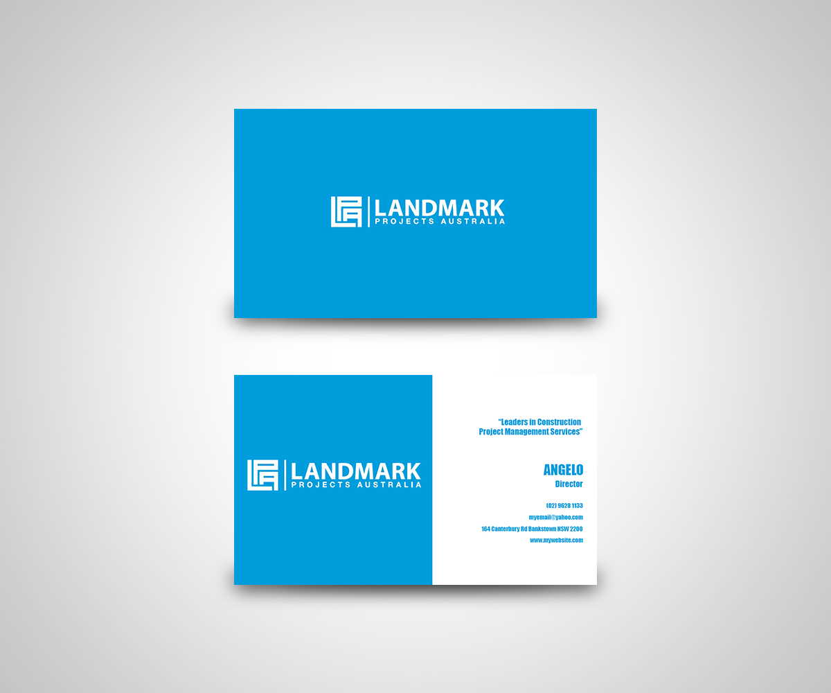 Elegant playful business business card design for a company by business card design by chai for this project design 2300417 reheart Gallery