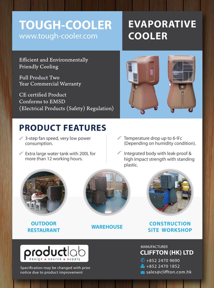 brochure product design - elegant playful marketing brochure design for product