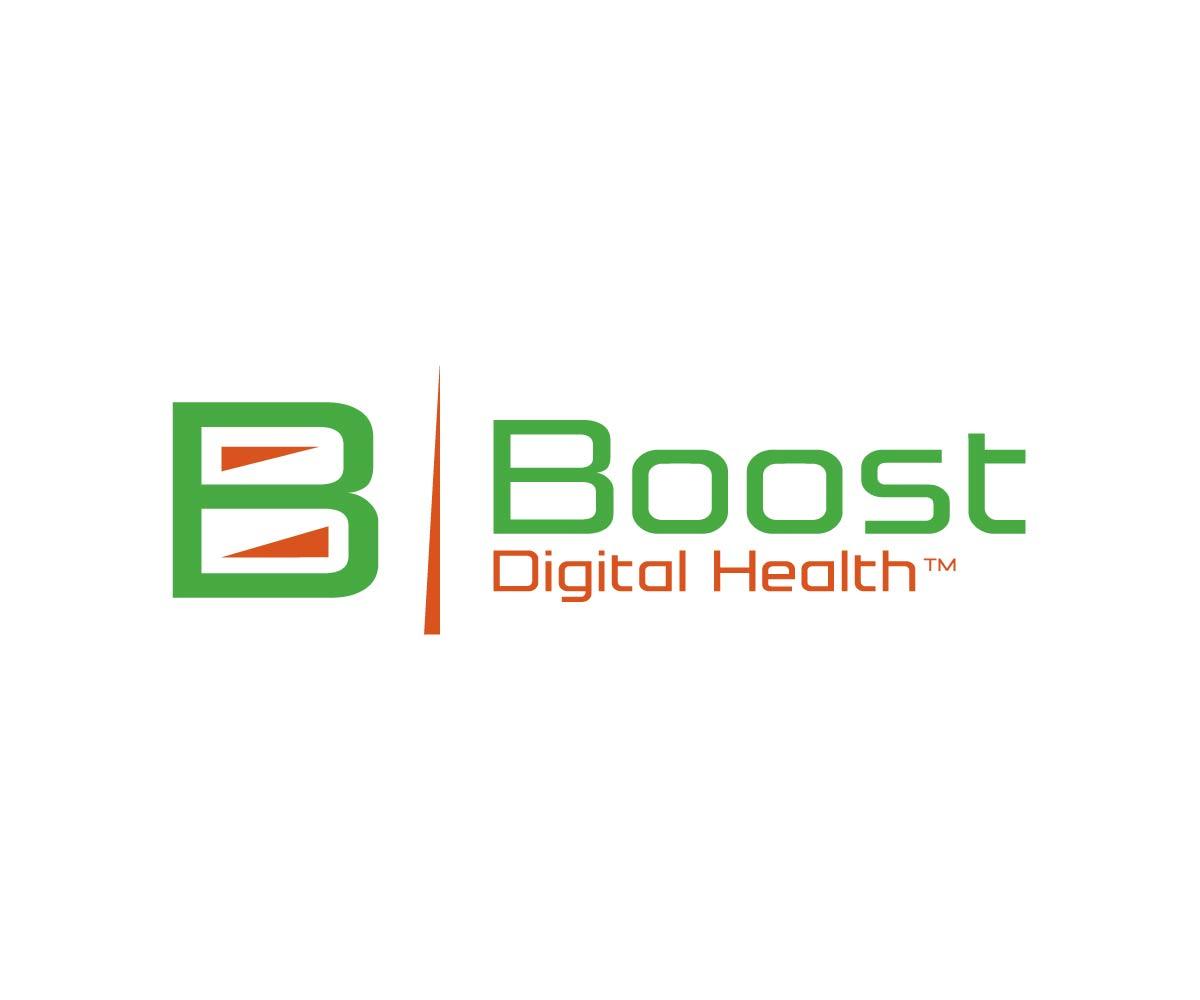 professional modern medical equipment logo design for boost rh designcrowd com digital equipment line printer digital equipment corporation logo font