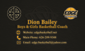 Basketball business card designs 6 basketball business cards to browse business card design project business card design by ali sayed colourmoves