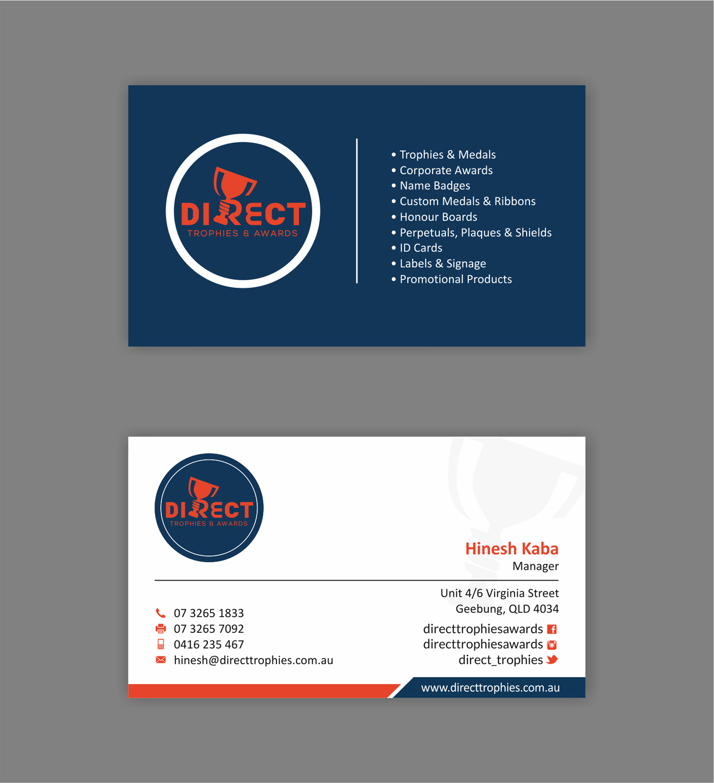 72 Serious Business Card Designs | Business Business Card Design ...