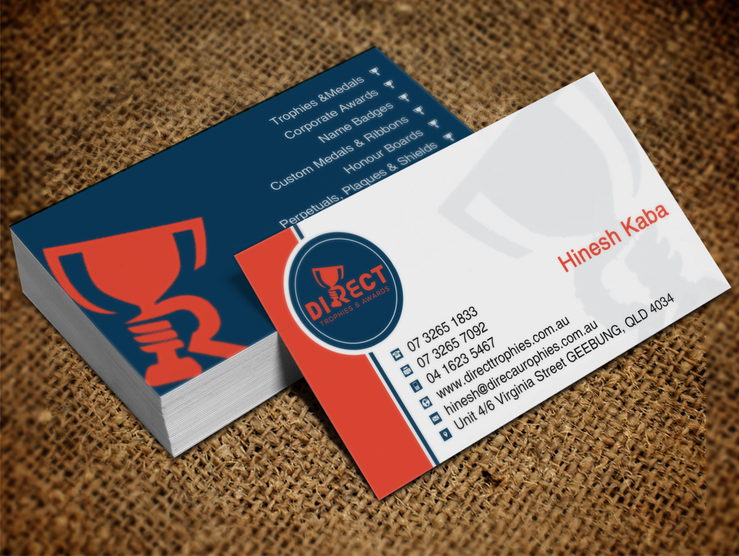 Serious modern business business card design for a company by business card design by creation lanka for this project design 10731513 reheart Images