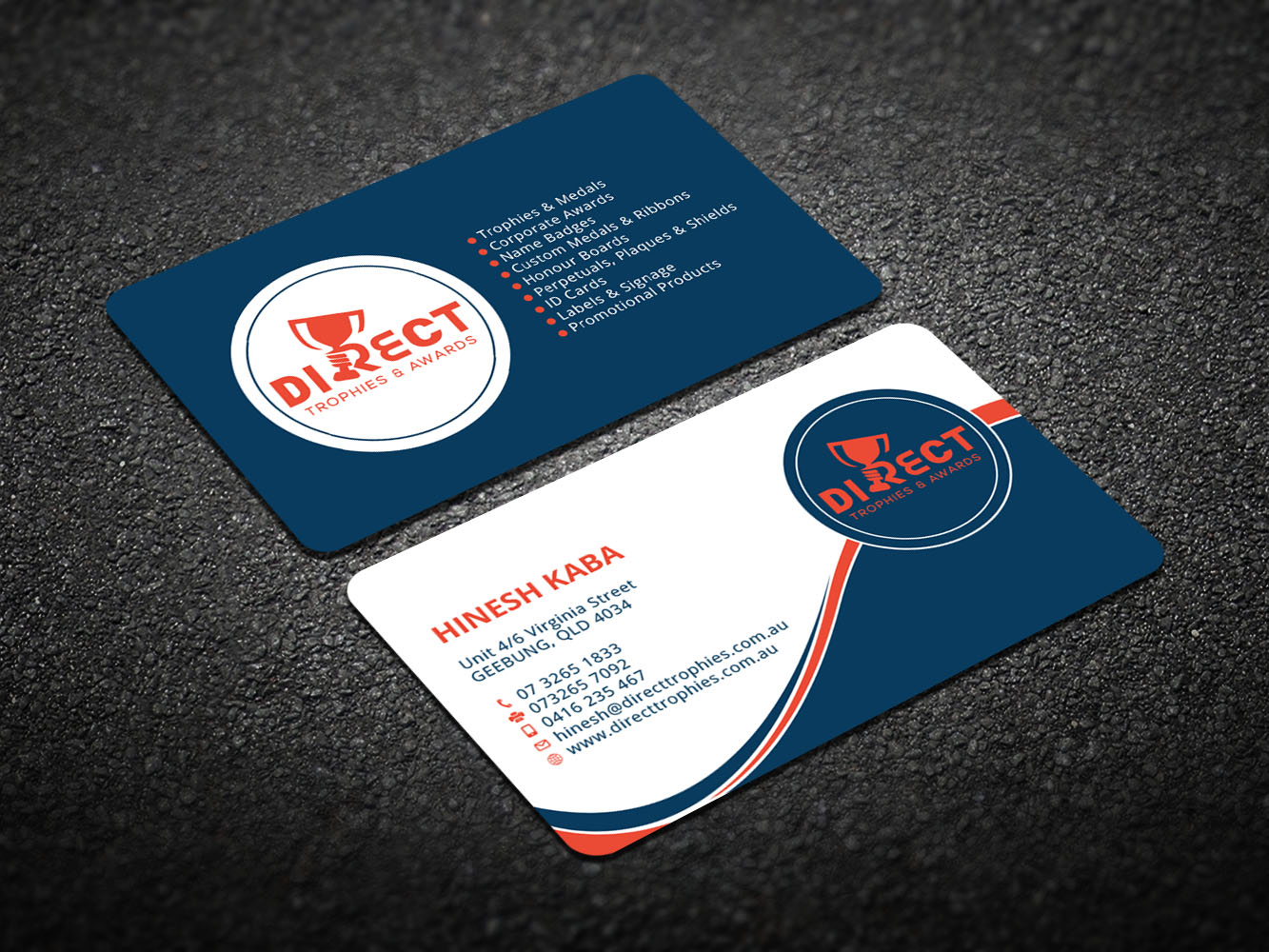 Serious modern business business card design for a company by business card design by design xeneration for this project design 10732847 reheart Images