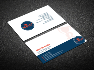 85 serious modern business card designs for a business in australia