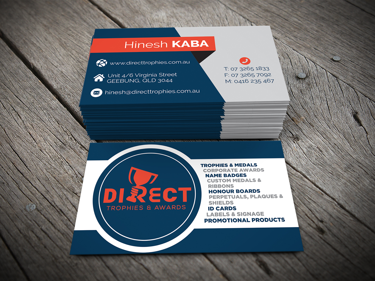 Serious modern business business card design for a company by business card design by stagezin for this project design 10733146 reheart Images