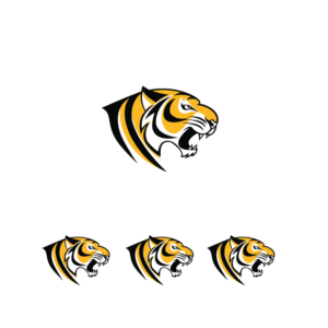 Tiger head logo design - photo#37