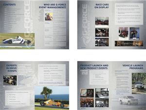 15 Modern Professional Events Brochure Designs for a Events ...