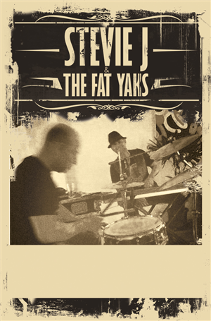 Poster Design by Donn Marlou Ramirez - Fat Yaks Band Poster
