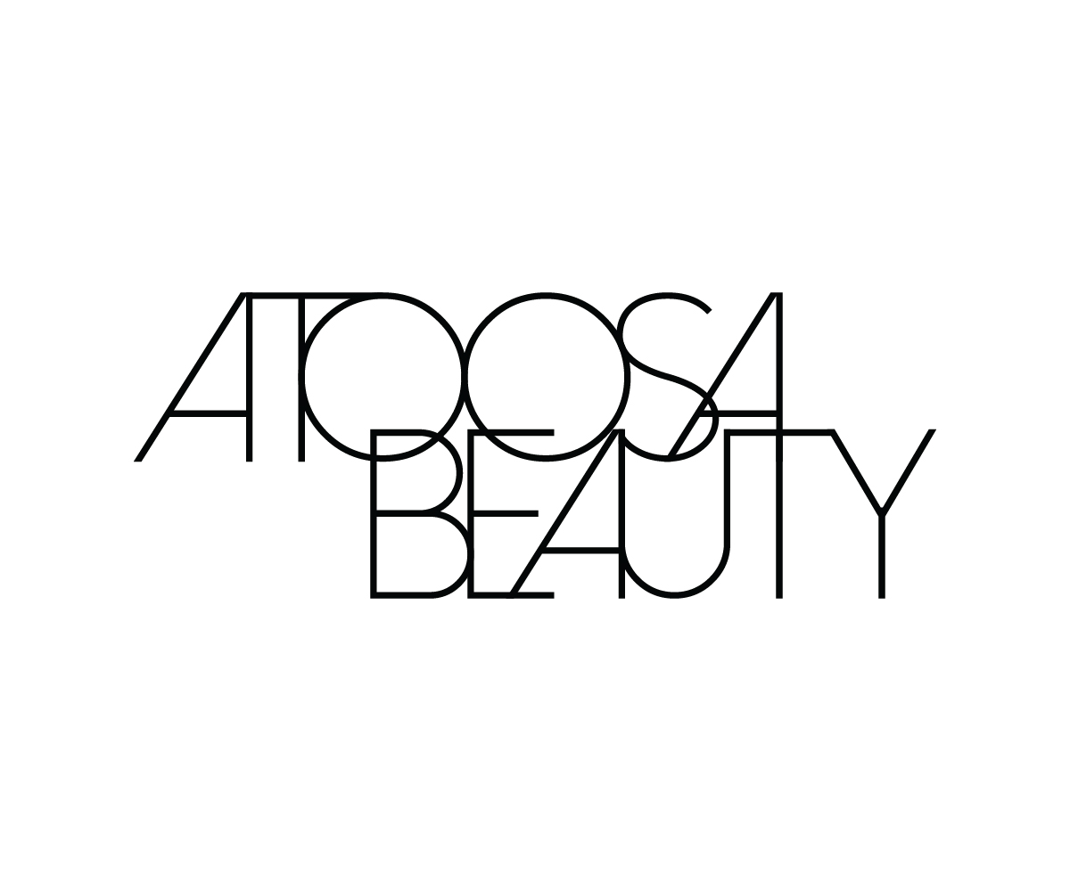 Atoosa Beauty Make Up And Hair Design Logo Design by nadianahory