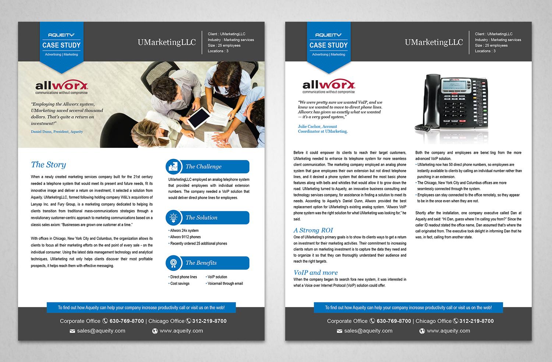 sales flyer examples