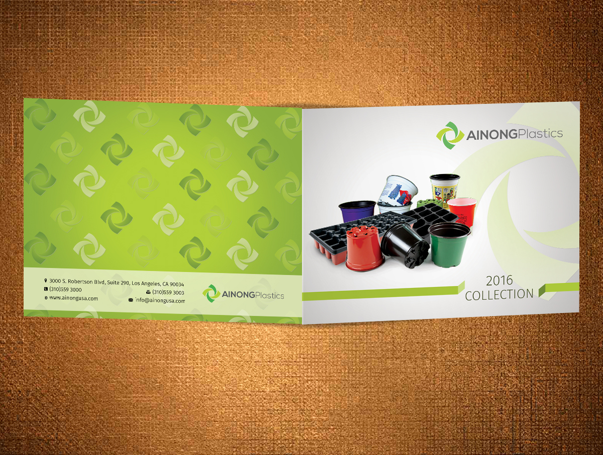 Catalogue Design By Rug For Ainong Usa 10960436