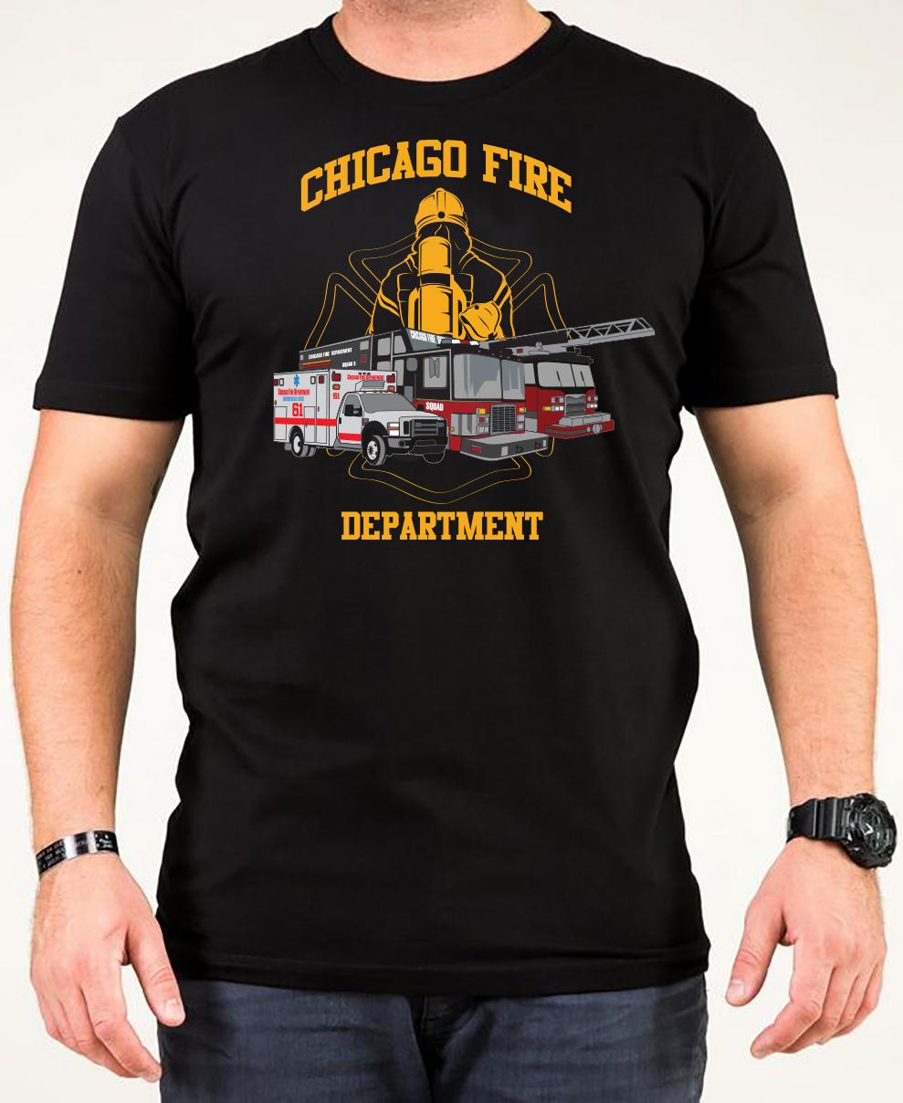 chicago fire shop