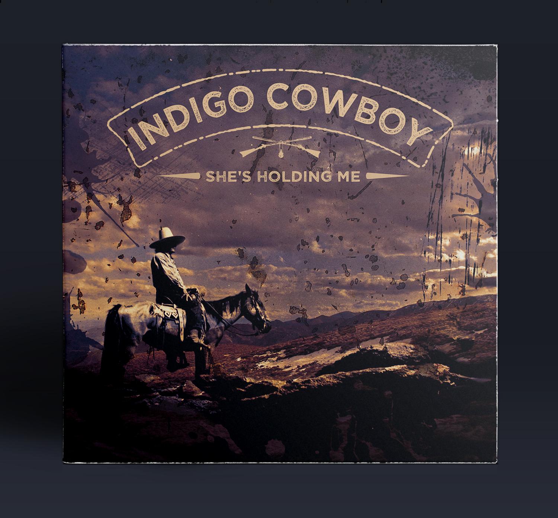Elegant Spielerisch Music Download Cd Cover Design Für Indigo