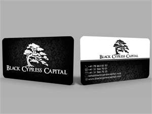 Capital Business Card Design Galleries for Inspiration
