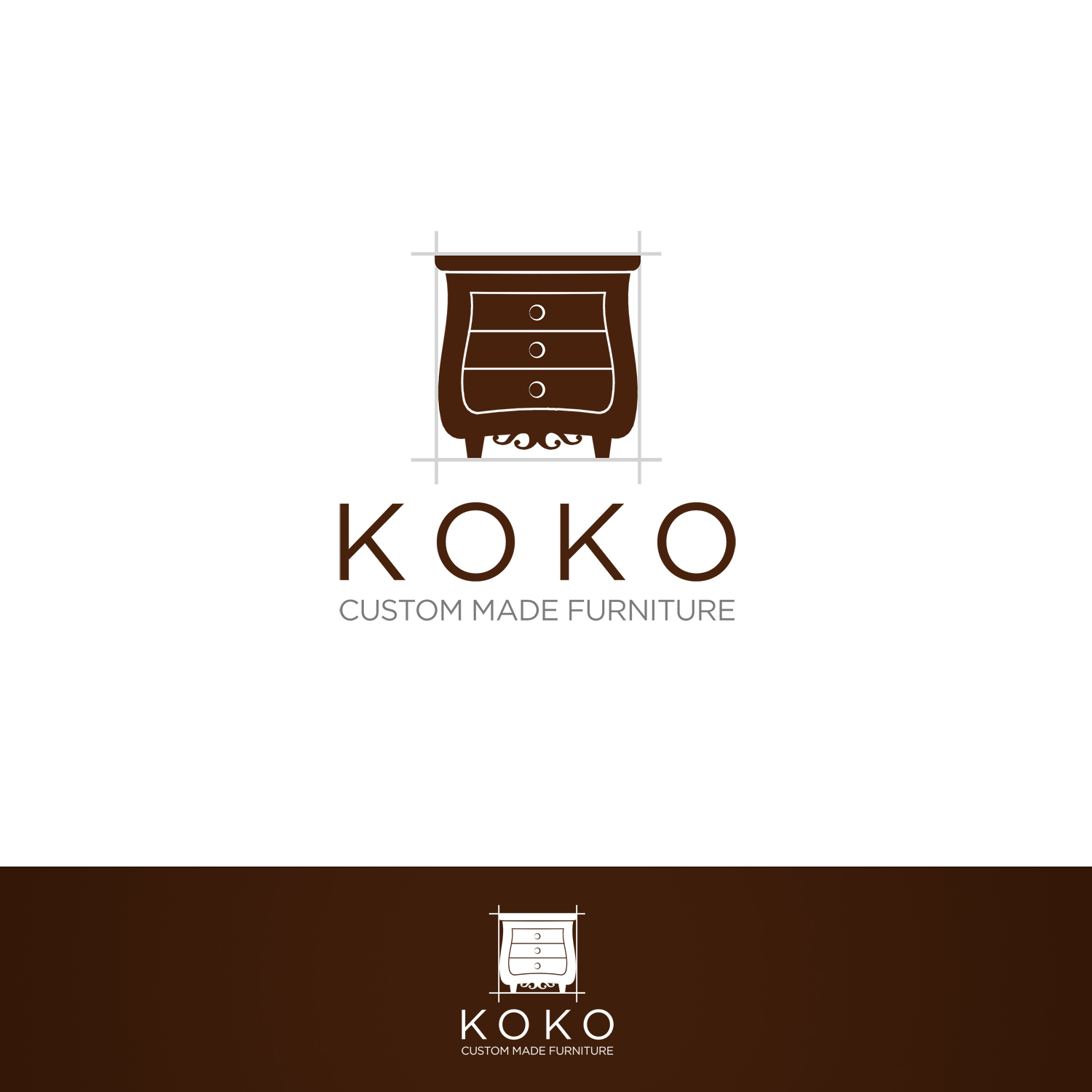 Logo Design By Rugbyjerseys For KOKO Furniture And Trading Pte Ltd   Design  #10966582