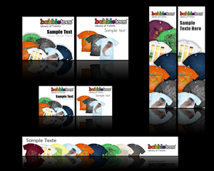 Banner Ad Design job – Babbletees.com is looking for T-shirt Banner Ads – Winning design by Kamillea