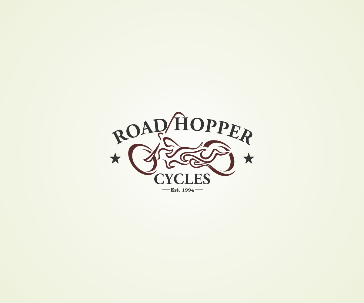 Motorcycle Shop logo by Younggrasshopper