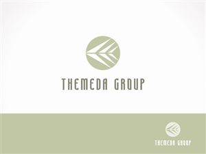 Logo Design job – Themeda Projects – Winning design by JACQUI