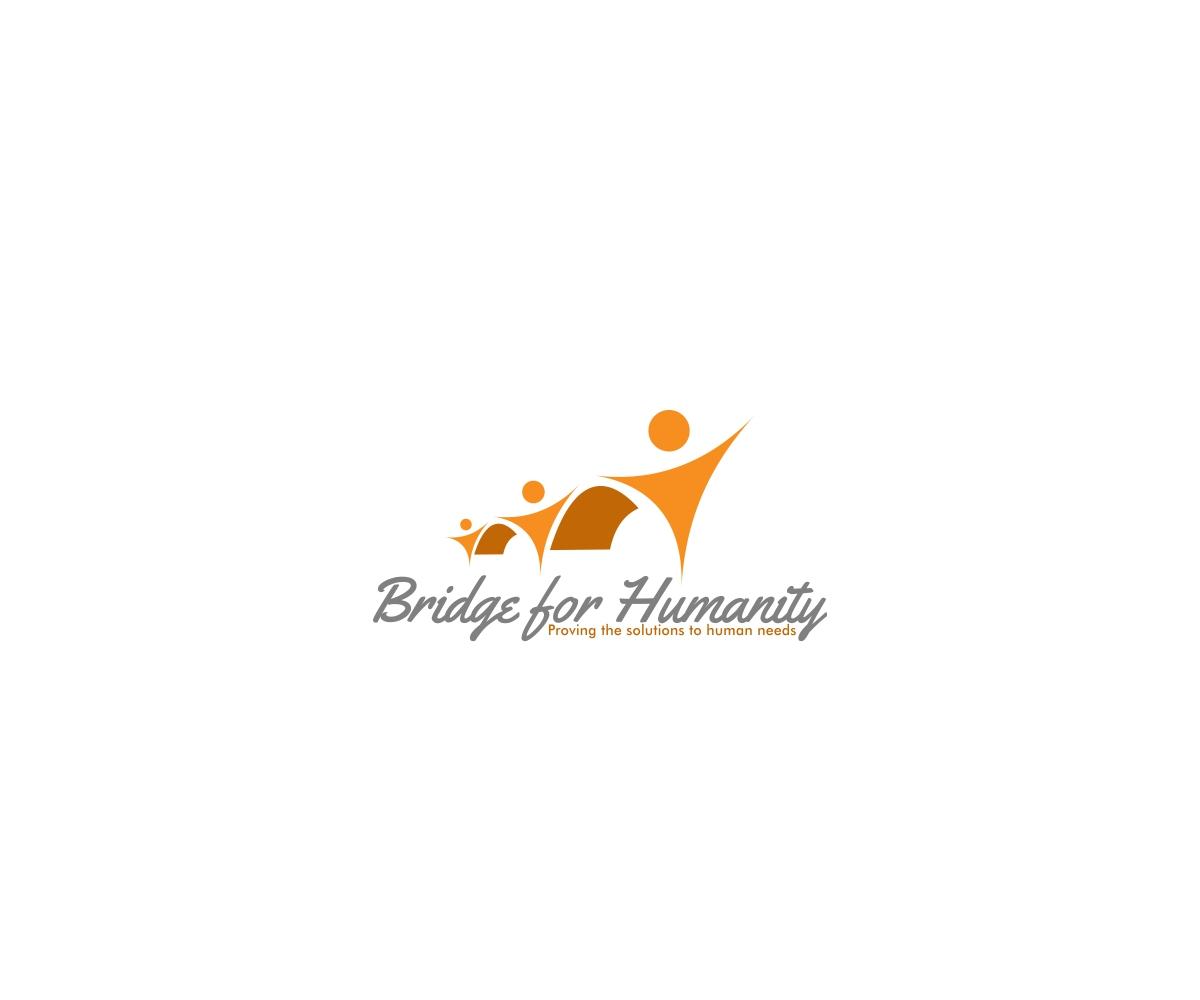 modern serious non profit logo design for designers choice