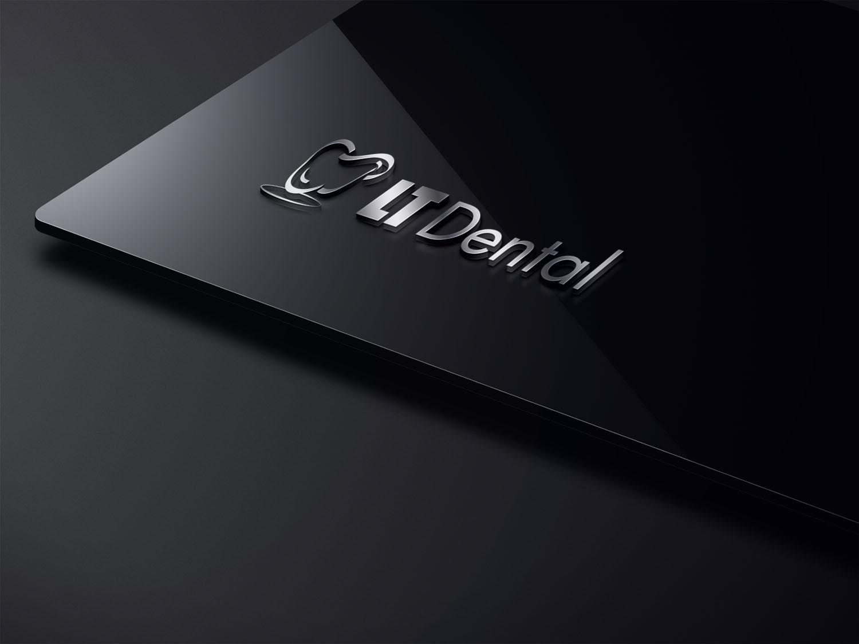 Professional colorful logo design for lt dental by logo design by mediaproductionart for lt dental care logo business card and webpage design magicingreecefo Image collections