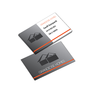 House Business Cards House Business Card Design At DesignCrowd