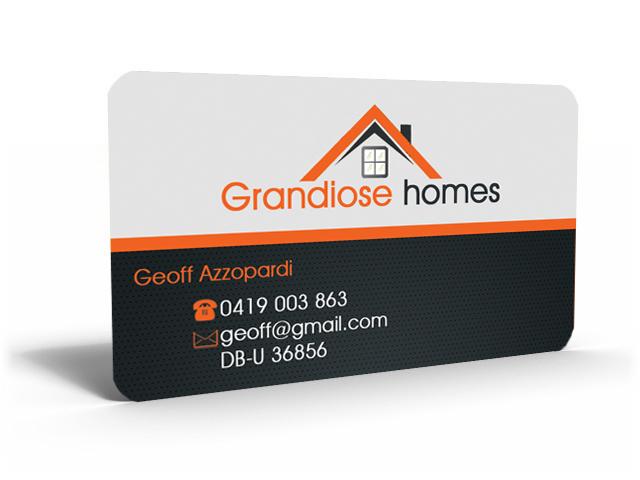 Business Card Design Design For Geoff Azzopardi A Company