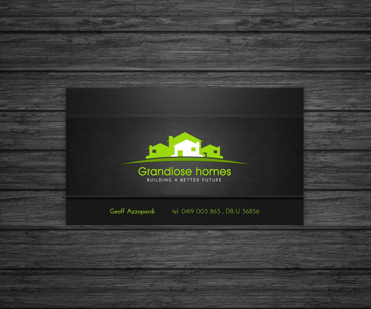 Business Business Card Design for a Company by FutureDesigne ...