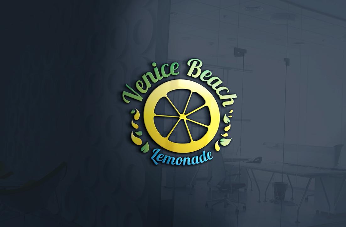 Logo Design By Gldesigns For Venice Beach Lemonade 10878317