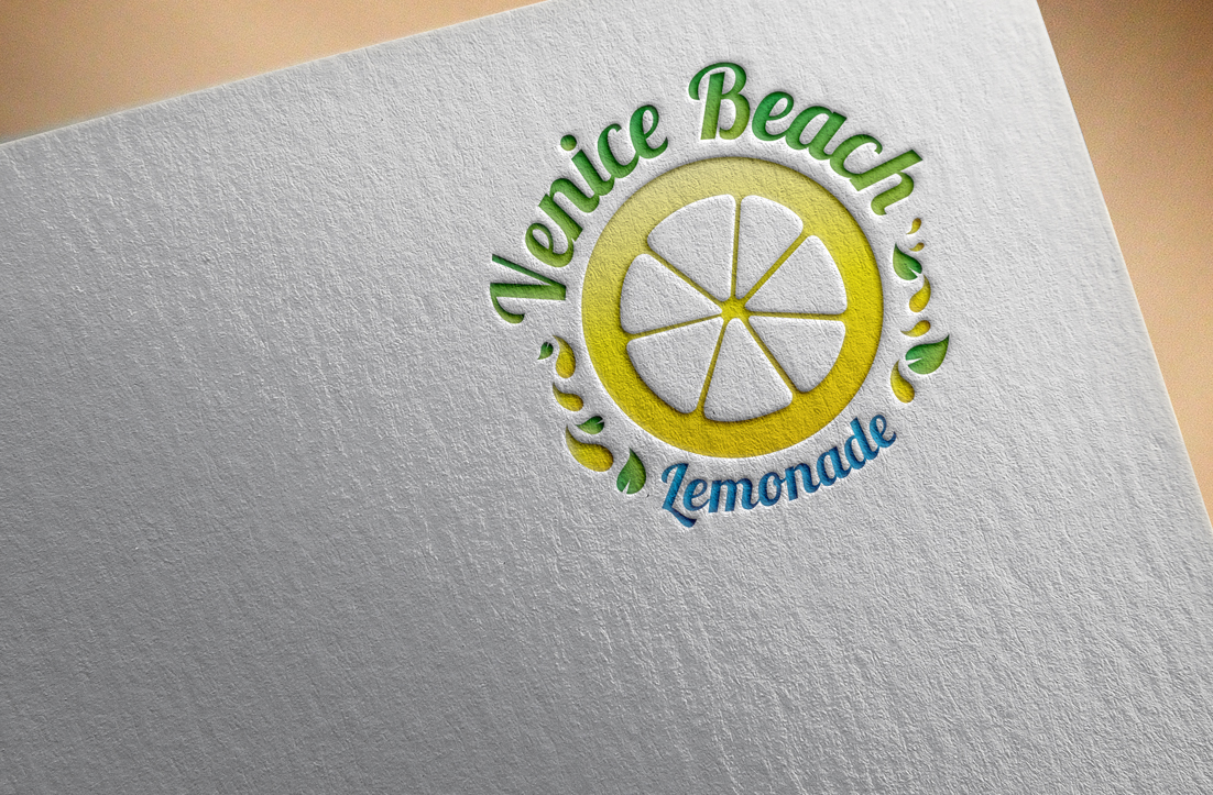 Logo Design By Gldesigns For Venice Beach Lemonade 10878318