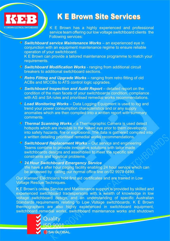 Elegant, Professional, Manufacture Brochure Design for a