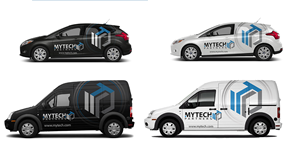 Graphic Design by  silenteye - Vehicle Wrap design.