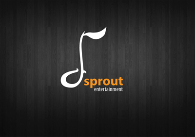 Sprout Entertainment | Logo Design by MafiaDesign.co.nz
