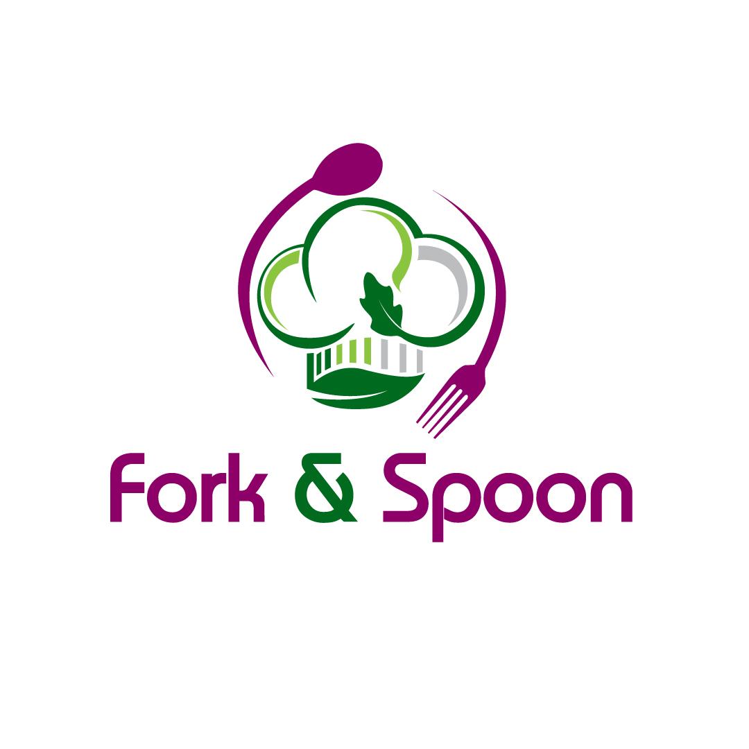Elegant, Traditional, Restaurant Logo Design for Fork ...