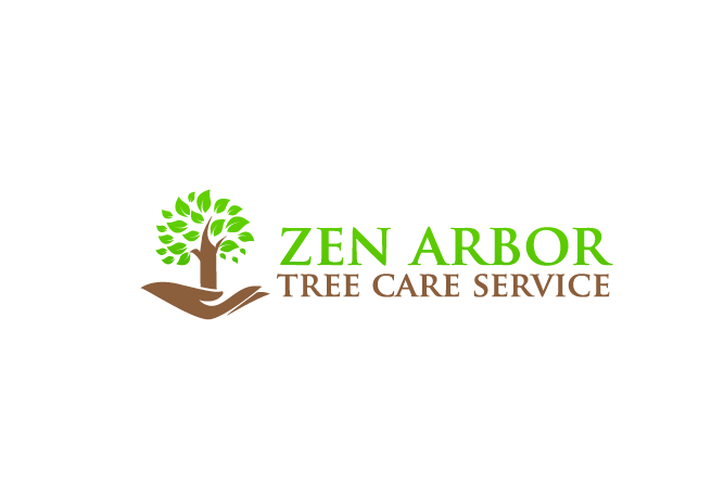 Logo Design By Digihexagon For Zen Arbor 10929240