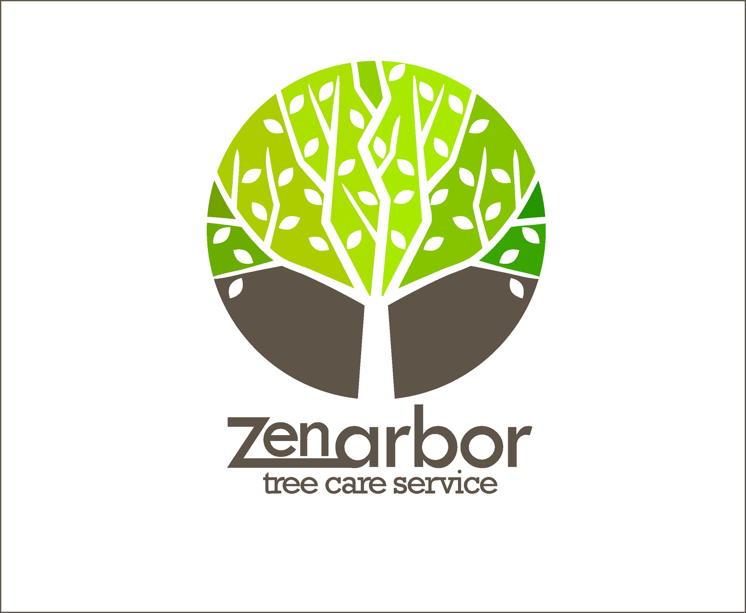 Logo Design By Lee Manu For Zen Arbor 10929460